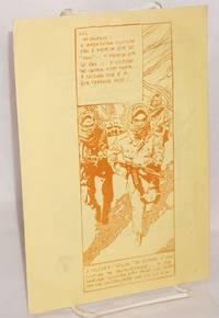 1o Manifesto. Anti arte instituida