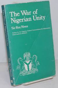 image of The War of Nigerian Unity 1967-1970