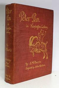 image of Peter Pan in Kensington Gardens