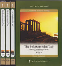 The Peloponnesian War (The Great Courses, 3372, DVD)