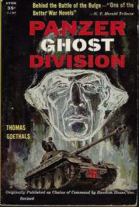 """PANZER GHOST DIVISION (Orig. """"Chains of Command"""")"""