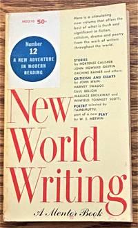 image of New World Writing 12