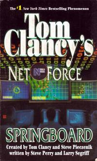 Springboard (Tom Clancy's Net Force #9)