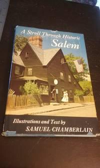 A Stroll Through Historic Salem