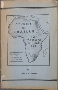 image of Studies in Braille - For those who will not see