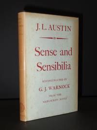 Sense and Sensibilia