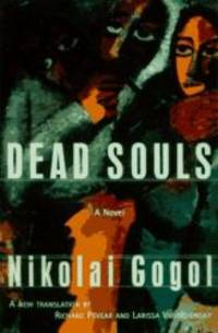 Dead Souls: A novel by Nikolai Gogol - Hardcover - 1996-08-08 - from Books Express (SKU: 0679430229n)