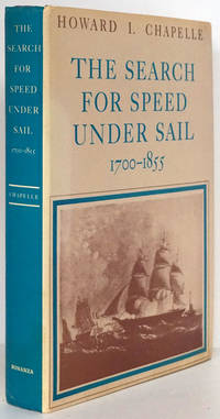 image of The Search for Speed under Sail 1700-1855