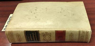 Milano : Gaetano Schiepatti / Luigi Nervetti Tipografo, 1830/1832. 8vo.Volume 1 only; VG- condition ...