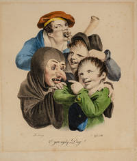 Boilly's Humorous Designs by  Louis-Léopold BOILLY - First Edition - from David Brass Rare Books, Inc. (SKU: 04773)