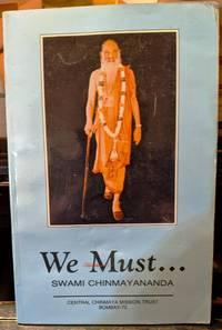We Must...