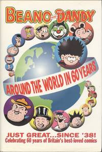 The Beano and The Dandy - Around the World in 60 Years