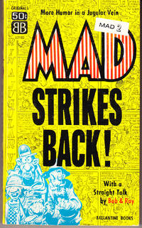 Mad Strikes Back (Mad # 2)