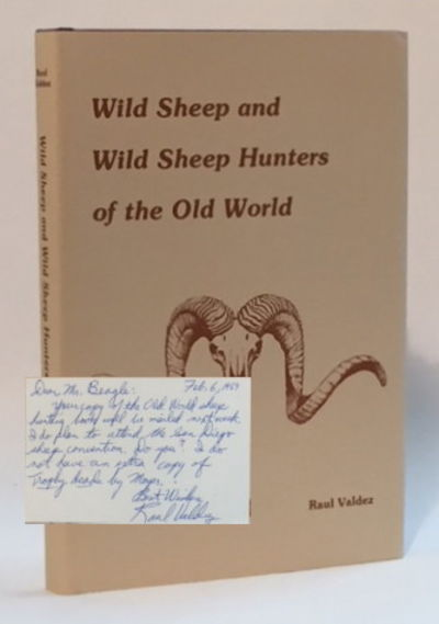 Mesilla, NM: Wild Sheep and Goat International, 1983. First Edition. Hardcover. Near fine/Near fine....