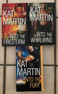 BOSS, Inc. Set:  1. Into the Fury   2. Into the Whirlwind   3. Into the Firestorm