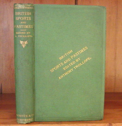 1868. 1868. London: Virtue & Co., 1868. Original bright green cloth. First Edition of this collectio...