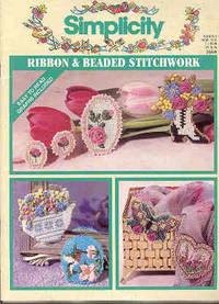 Ribbon & Beaded Stitchwork
