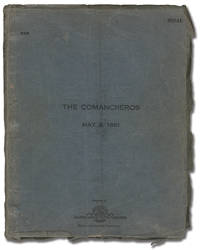 The Comancheros (Original screenplay for the 1961 film)
