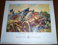 "image of ""Remember Your Regiment"" the U. S. Army in Action Department of the Army  Poster No. 21-40"