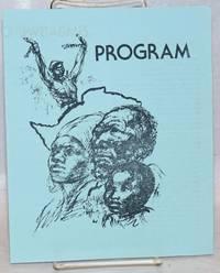 image of Program. Zimbabwe celebration