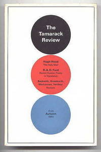 THE TAMARACK REVIEW.  AUTUMN 1965.  ISSUE 37.