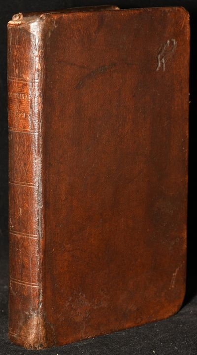 Boston: Perkins & Maynard, Agents, 1833. First Edition. Full Leather. Very Good binding. Founded in ...
