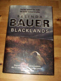 Blacklands by Belinda Bauer - Signed First Edition - 2010 - from Tarquin Rees Modern Firsts (SKU: P123)
