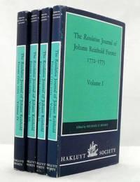 image of The Resolution Journal of Johann Reinhold Forster 1772-1775 (Four Volumes)