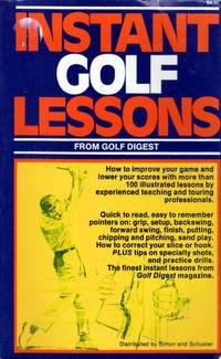 Instant Golf Lessons