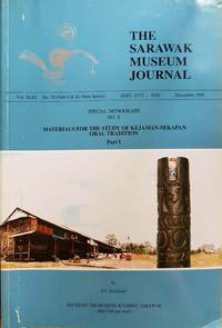 Materials for the Study of Kejaman-Sekapan Oral Tradition (The Sarawak Museum Journal Special Monograph 8) 2 vols