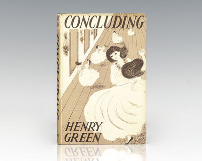 London: The Hogarth Press, 1948. First edition of this novel, which Green considered the finest of h...