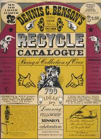 Dennis C. Benson's Recycle Catalogue