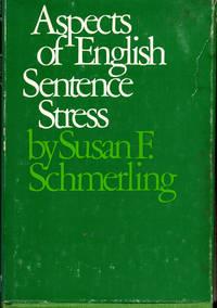 Aspects of English Sentence Stress