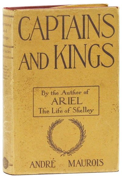 New York: D. Appleton and Company, 1925. First American Edition. Small octavo (19.25cm.); original c...