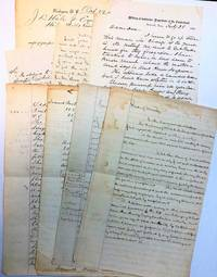 ARCHIVE OF DOCUMENTS PERTAINING TO CONFEDERATE GUERRILLA CHAMP FERGUSON AND HIS INDEFATIGABLE ANTAGONIST JONATHAN HALE, A STAUNCH TENNESSEE UNIONIST WHO WAS CHIEF OF SCOUTS FOR THE ARMY OF THE CUMBERLAND UNDER GENERALS ROSECRANS AND GEORGE THOMAS