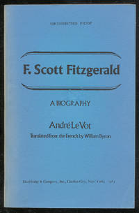 image of F. Scott Fitzgerald: A Biography