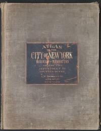 Atlas of New York City, Manhattan [Volume 5- 145th- Spuyten Duyvil]