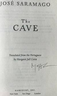 The Cave (SIGNED by Margaret Jull Costa)
