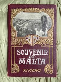 [Cover title]: Souvenir of Malta. 32 Views. [Panorama / Souvenir Album]