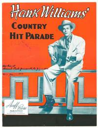 Hank Williams' Country Hit Parade [cover title]