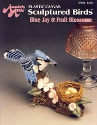 Blue Jay & Fruit Blossoms