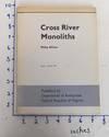 Cross River monoliths