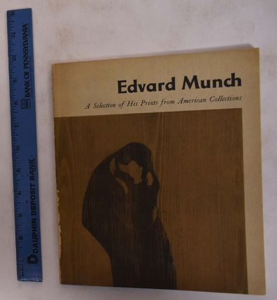 New York: Museum of Modern Art, 1957. Paperback. VG-. Color-illustrated and beige wraps with black l...