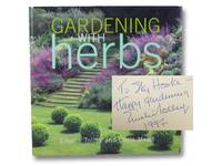 image of Gardening with Herbs