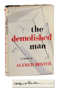The Demolished Man Signed first edition of the winner of the very first Hugo Award