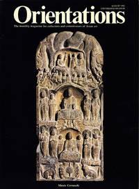 image of Orientations: Musee Cernuschi (Vol 23, No. 8, Aug 1992)