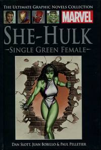image of She-Hulk : Single Green Female (Marvel Ultimate Graphic Novels Collection)