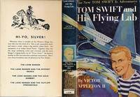Tom Swift and his Flying Lab by  Victor Appleton II - Hardcover - Reprint - [1960] - from Barter Books Ltd and Biblio.com