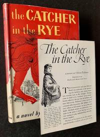 image of The Catcher in the Rye (with the Book-of-the-Month Club Promotional)