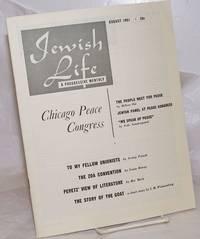 image of Jewish Life [1951, August, Vol. 5, No. 10 (56)]